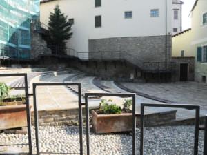 Acqui Terme (AL) - Sito archeologico del Teatro romano