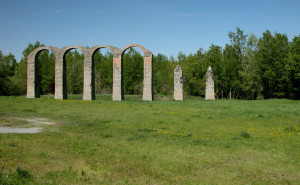 AcquiTerme (AL) - Acquedotto romano