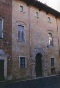 Cassine (AL) - Palazzo Buzzi - Pietrasanta