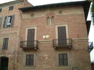 Cassine (AL) - Palazzo Zoppi
