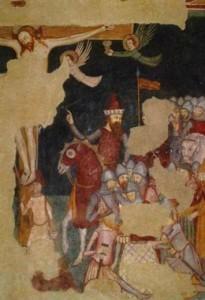 Cassine (AL) - San Francesco (particolare 2)