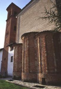 Castellazzo Bormida (AL) - Chiesa di Santo Stefano