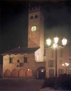 Castelnuovo Scrivia (AL) - Castello Podestarile