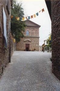 Cavatore (AL) - Chiesa di San Lorenzo