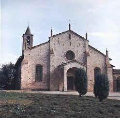 Conzano (AL) - Chiesa di San Maurizio
