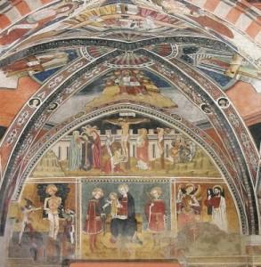 Bastia SF parete altare