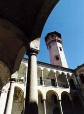 Biella palazzo ferrero