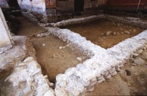 Boves resti edificio X -XI