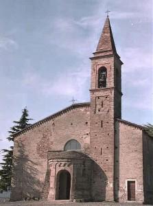 Cremolino (AL) - Santuario della Bruceta