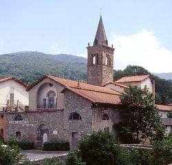 Garessio campanile SM