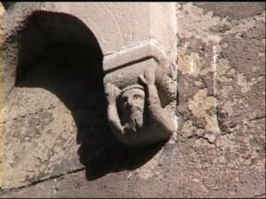 Gavi (AL) - San Giacomo (particolare)
