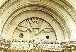 Gavi (AL) - San Giacomo (particolare2)