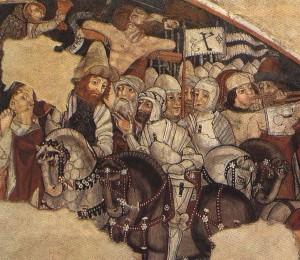 Niella T3 assunta Sacrestia_-_Crocifissione