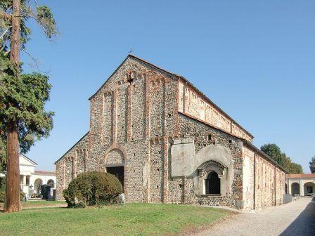 Oleggio (NO) : Chiesa di San Michele - Archeocarta