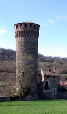 PRIERO torre rotonda