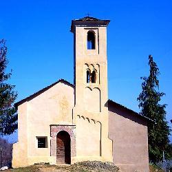 VIGNOLO, chiesa di san costanzo