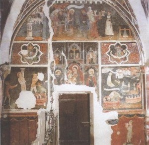 VILLANOVASCaterinaaffresco