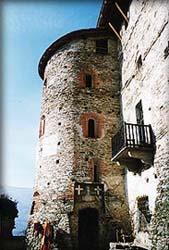 bagnolo castello torre