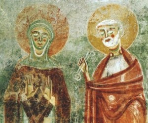 briga no affreschi particolare