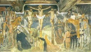 s vittoria affreschi s francesco