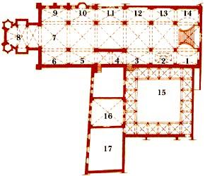 saluzzo s giov Planimetria