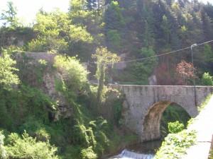 Barge ponte rid