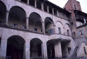 Carmagnola Cavassa facciata