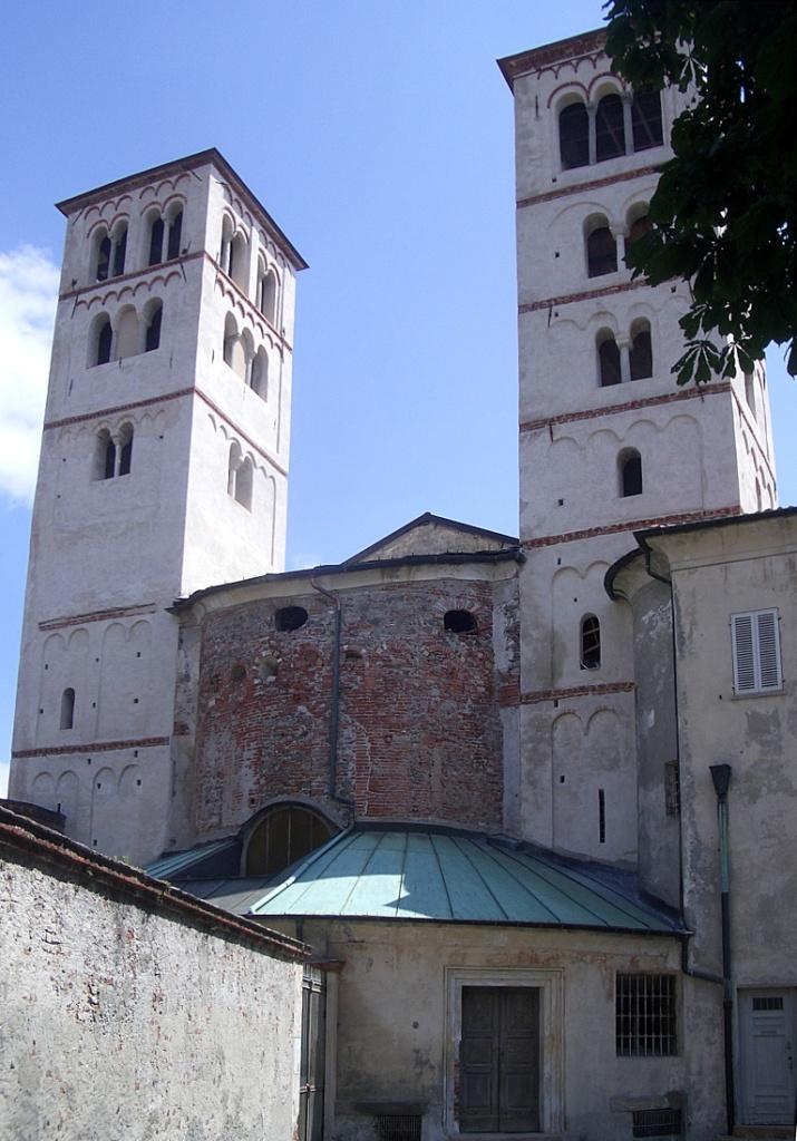 Ivrea To Cattedrale Di Santa Maria Archeocarta