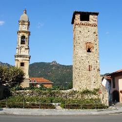 Frossasco, campa-torre -comuniverso