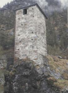 Valprato CAMPIGLIA torre