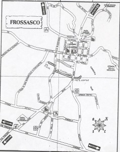 frossasco cartina