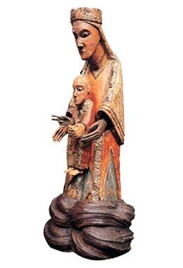 susa statua s maria ponte